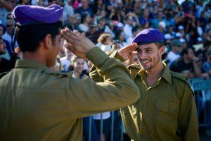 beret ceremony